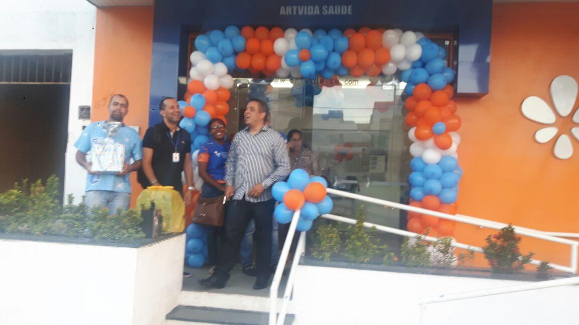 Grupo Solution festeja 10 anos Artvida e 24 anos  Hapvida